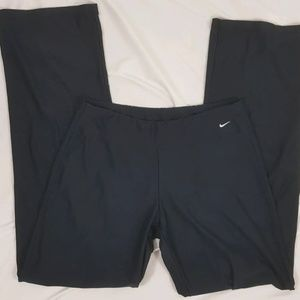 Nike Fit Dry dark gray large tall yoga pants
